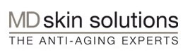 MD skin solutions Logo